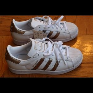 New with tags Adidas Superstar